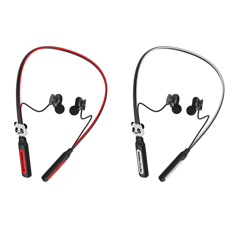 Patch Panda-wireless sport headphones