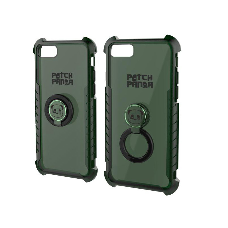 Patch Panda-Phone Case